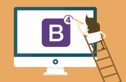 Tutorial Bootstrap 4 grid