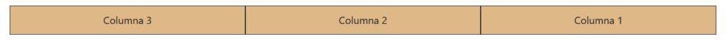 Ordenación de columnas Bootstrap 4